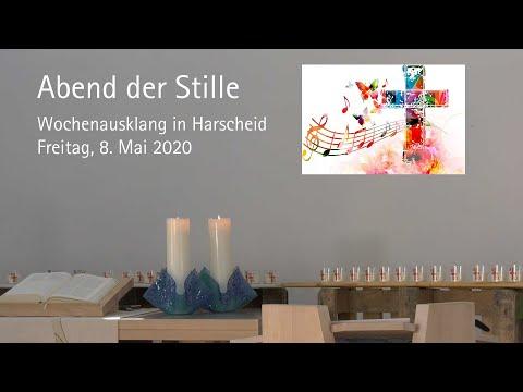 Abend der Stille: Andacht in Harscheid am 8. Mai 2020